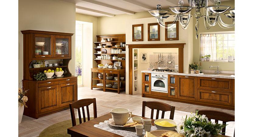 Arredamenti classici e in stile country vintage for Arredamenti in stile classico