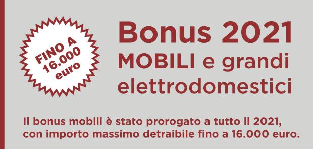 Bonus Mobili 2021 Treviso Belluno