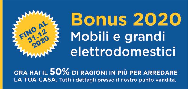 Bonus Mobili 2020 Treviso Belluno