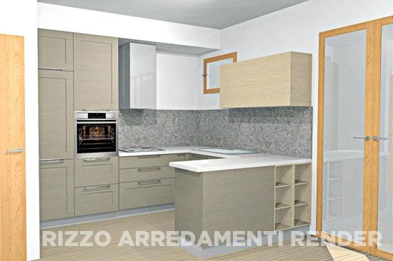 Rizzo arredamenti arredamento casa cucine salotti for Arredo bagno belluno