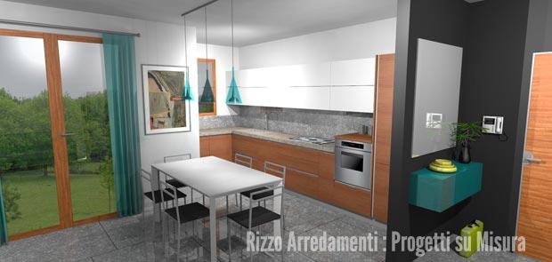 Rizzo arredamenti arredamento casa cucine salotti for Arredamenti su misura belluno