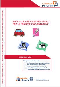 guida agevolazioni personi disabilità